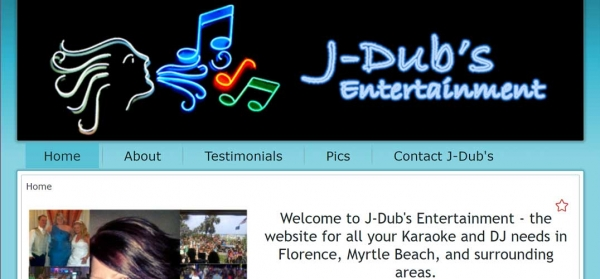J-Dub's Entertainment